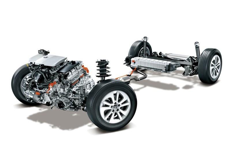 Toyota Prius - układ hybrydowy /