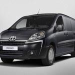Toyota proace. Nowy model sprzed... 5 lat