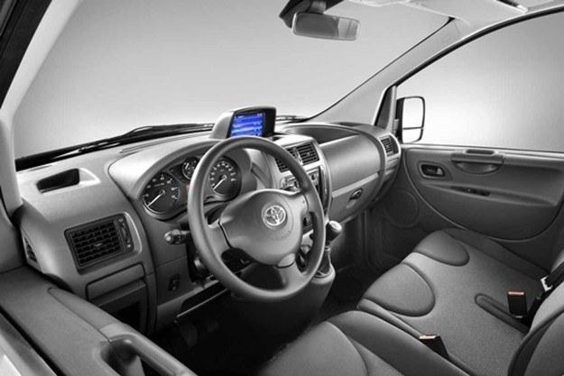 Toyota proace /