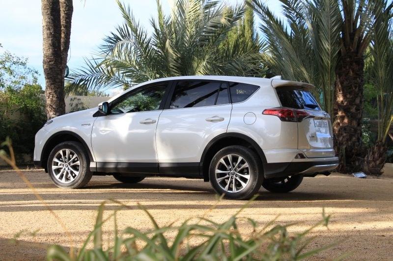 Toyota RAV4 Hybrid /INTERIA.PL