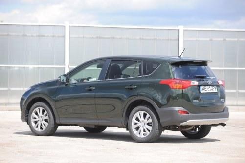 Toyota RAV4 IV (od 2013 r.) /Motor