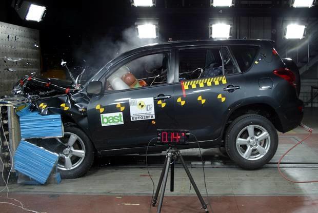 Toyota RAV4 / Kliknij /INTERIA.PL
