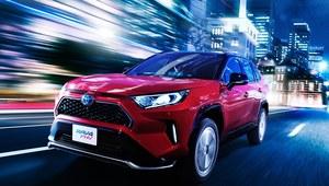 Toyota RAV4 PHEV już w sprzedaży (ale nie w Polsce)