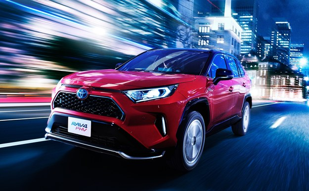 Toyota RAV4 PHEV /