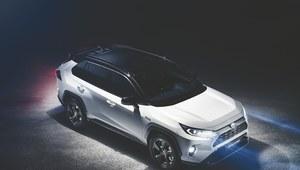 Toyota RAV4 piątej generacji