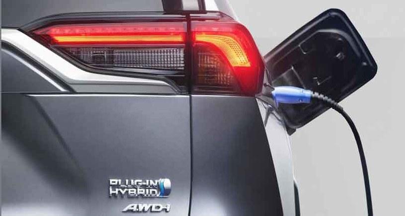 Toyota RAV4 Plug-In Hybrid /