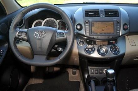 Toyota RAV4 /INTERIA.PL