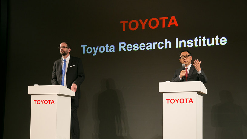 Toyota Research Institute /