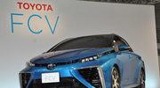 Toyota rozpoczęła program FCV wiele lat temu...