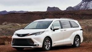 Toyota Sienna i Venza - debiutują w Ameryce