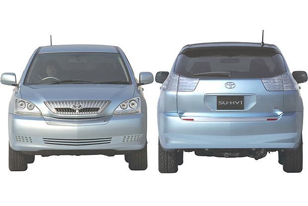 Toyota SU-HV1 (kliknij) /INTERIA.PL