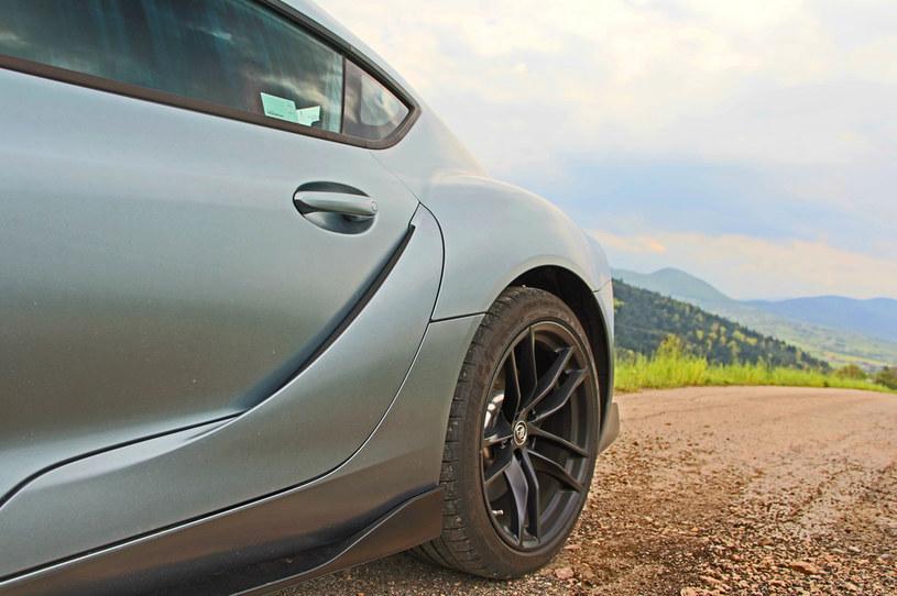 Toyota Supra A90 Edition /INTERIA.PL