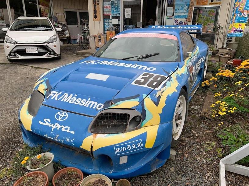 Toyota Supra JGTC /