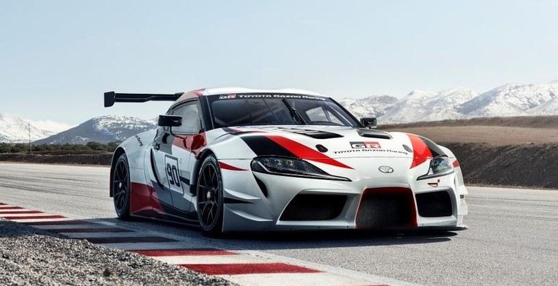 Toyota Supra Racing concept /