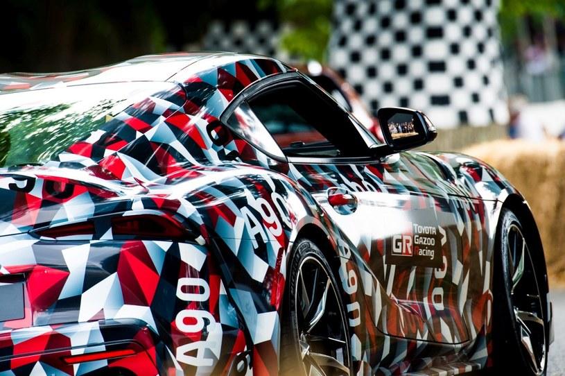 Toyota Supra /