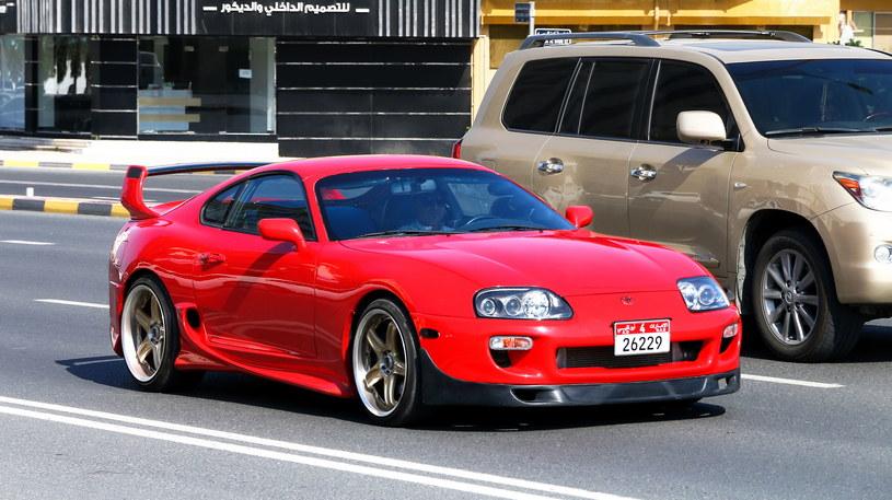 Toyota Supra /123RF/PICSEL