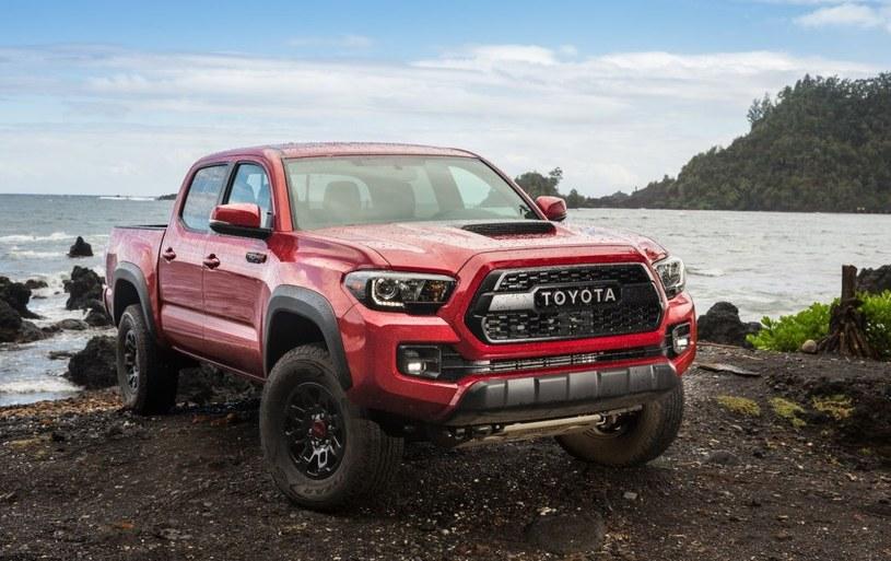 Toyota Tacoma TRD Pro 2017 gotowa na bezdroża ...