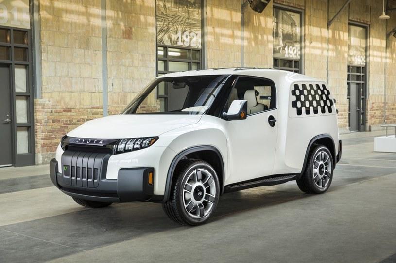 Toyota U2 Urban Utility Concept /