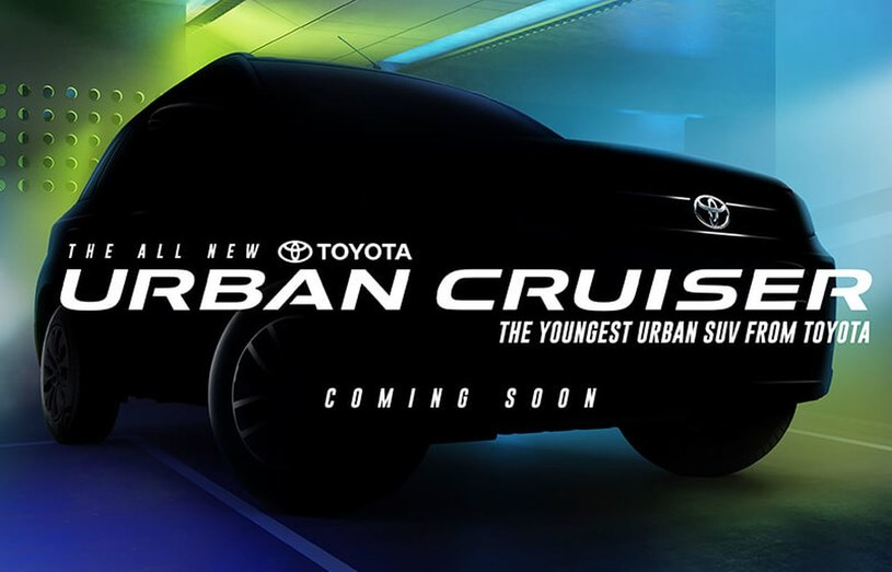 Toyota Urban Cruiser /
