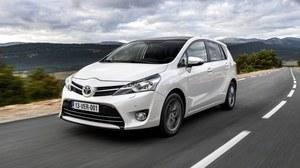 Toyota Verso - pierwsza jazda