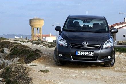 Toyota verso /INTERIA.PL