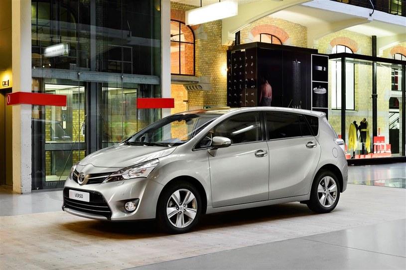 Toyota Verso /