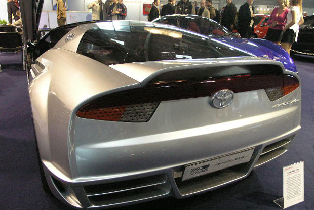 Toyota volta / kliknij /INTERIA.PL