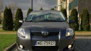 Toyota wciąż błyszczy