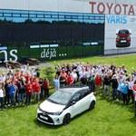 Toyota wyprodukowała 3 miliony Yarisów