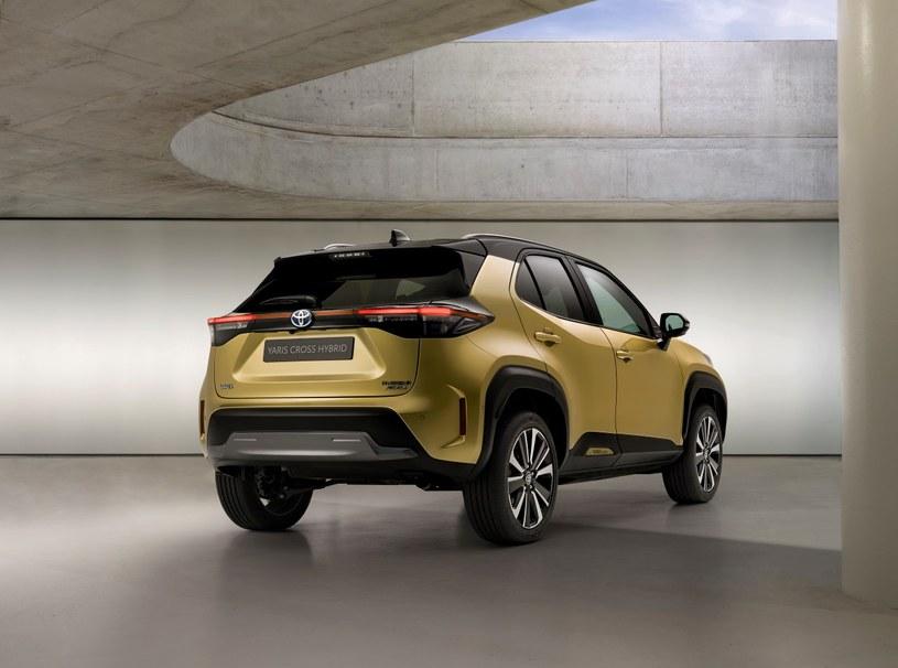 Toyota Yaris Cross Adventure /