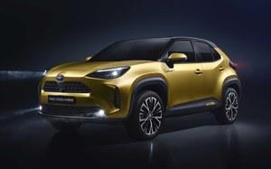 Toyota Yaris Cross - zupełnie nowy SUV do miasta