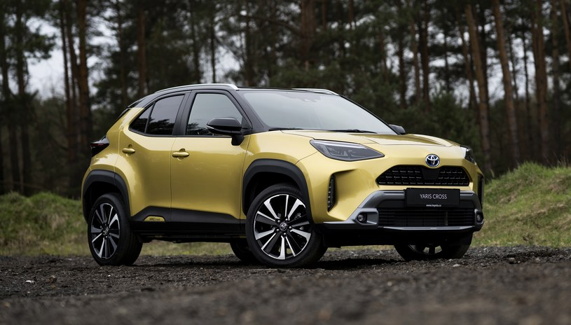 Toyota Yaris Cross /