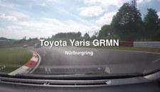 0007P6UP5V2MY16S-C307 Toyota Yaris GRMN. Nasze okrążenie na Nurburgringu