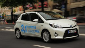 Toyota Yaris Hybrid Dynamic - test