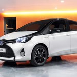 Toyota Yaris Hybrid nr 200000 opuściła fabrykę