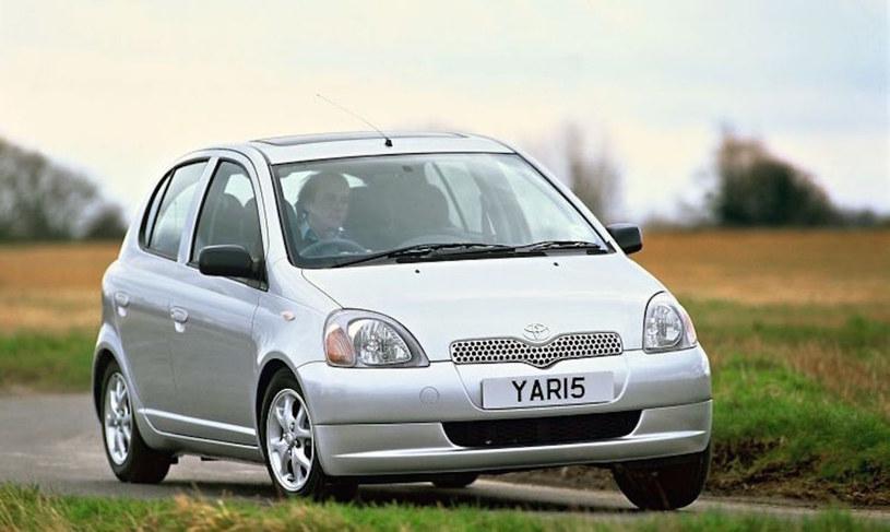 Toyota Yaris I /