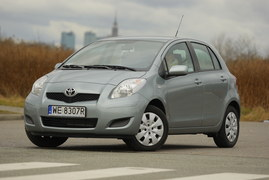Toyota Yaris II (2005-2011)