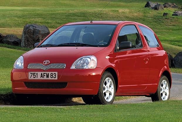 Toyota Yaris okazała się najmniej usterkowa (kliknij) /INTERIA.PL