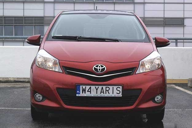 Toyota Yaris trzeciej generacji /INTERIA.PL