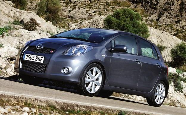 Toyota Yaris TS /Toyota