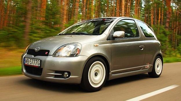 Toyota Yaris TS /Motor