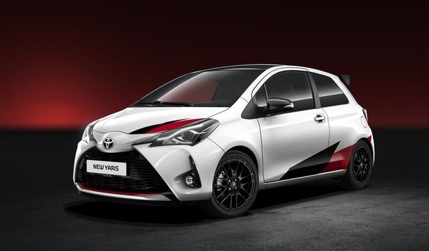 Toyota Yaris w wersji sportowej /Toyota