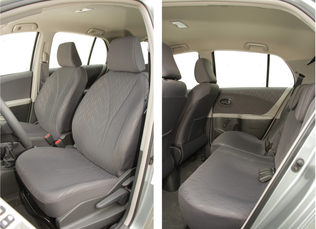 Toyota Yaris wnętrze /Motor