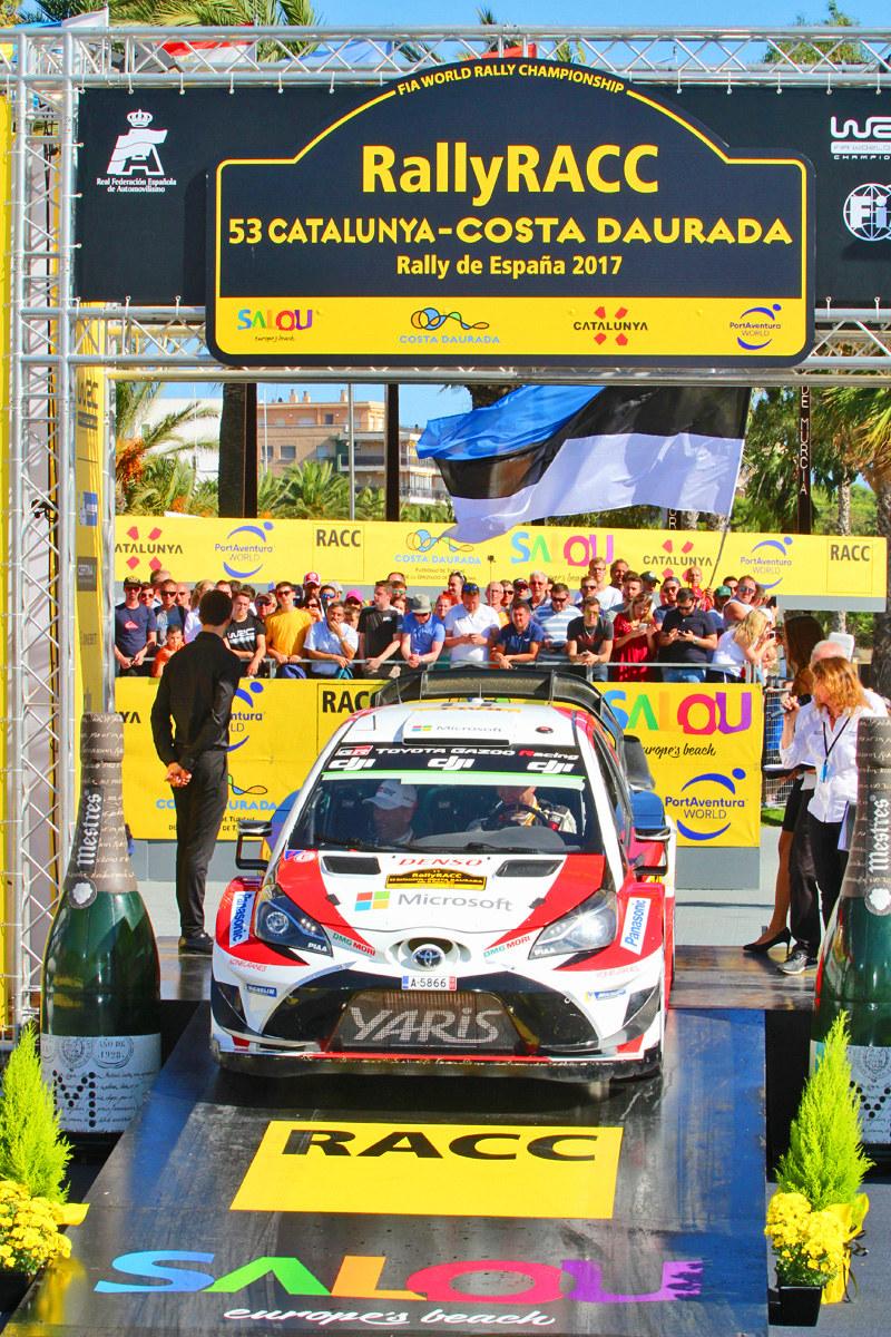 Toyota Yaris WRC /INTERIA.PL