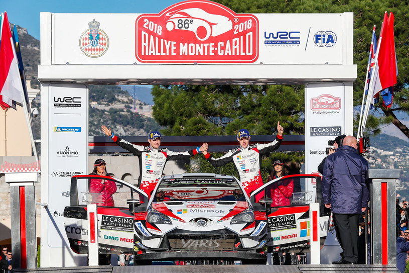 Toyota Yaris WRC /
