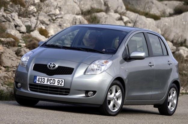Toyota Yaris /