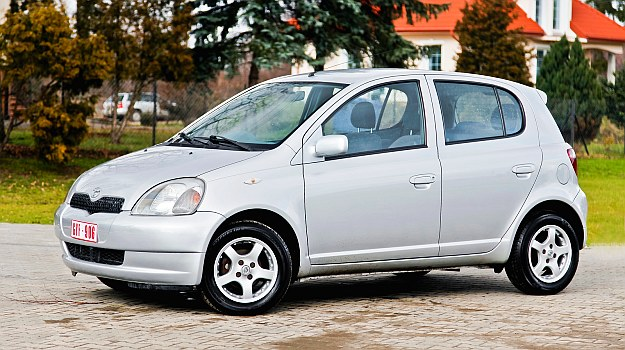 Toyota Yaris /Motor