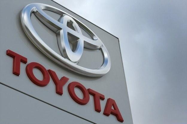 Toyota zapłaci gigantyczną karę? /AFP