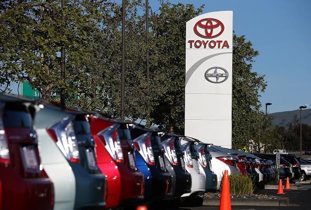Toyota zapłaci największą karę w historii /AFP