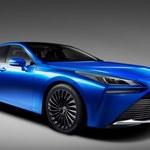 Toyota zaprezentowała nowy koncept samochodu wodorowego